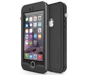 Tethys Waterproof Protective Case for iPhone 6 Plus 5.5