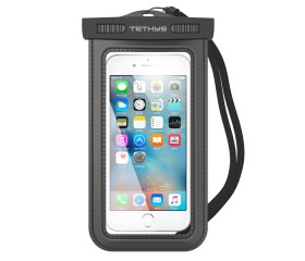 TETHYS Universal Waterproof Bag For All Smartphones Up To [6.0
