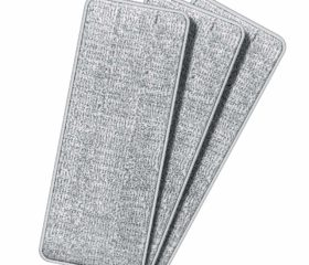 TETHYS Microfiber Cleaning Pad 3-Pack